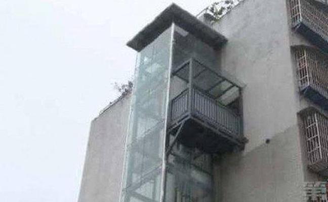 Instala 'el ascensor más tonto' por el cansancio de su yerno