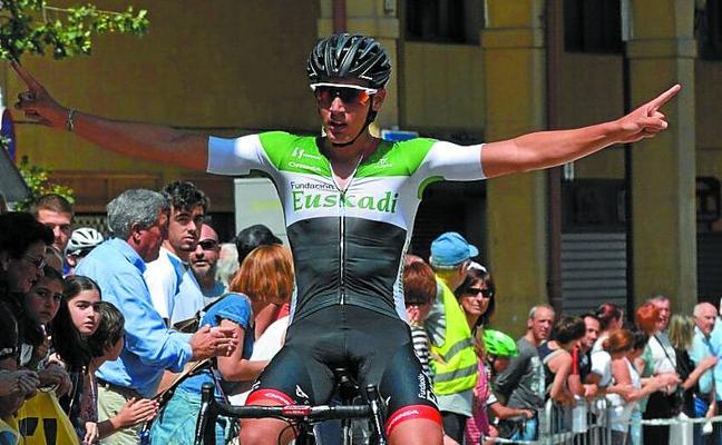 Cyril Barthe, cuarto fichaje del Euskadi-Murias