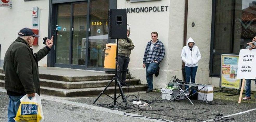 La 'peineta' de un 'niño de la guerra' a pronazis noruegos que se ha hecho viral