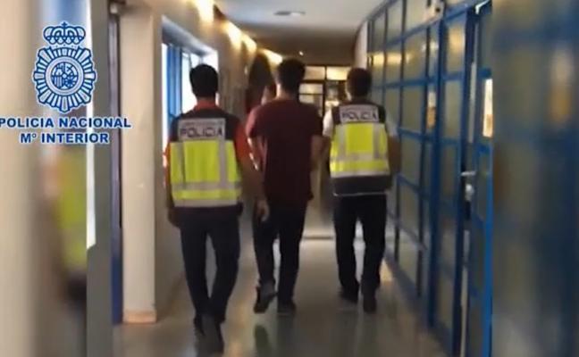Detenido un voluntario de un centro benéfico de Málaga por abusos sexuales a menores