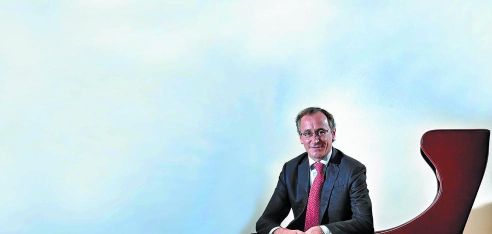 Alfonso Alonso: «Brindamos apoyo a Urkullu para evitar un contagio rupturista en Euskadi»