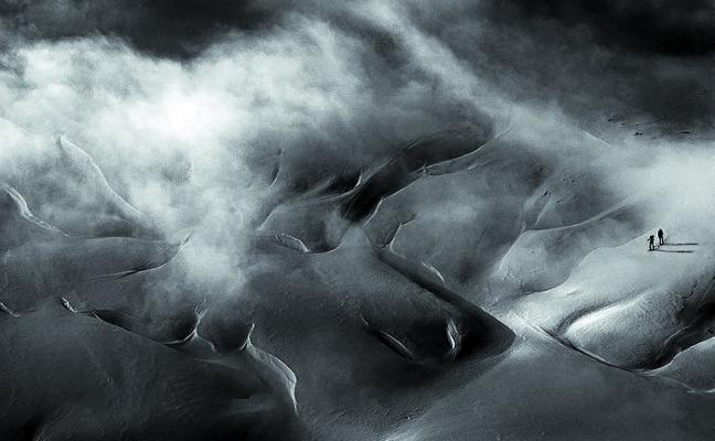 El concurso de fotografía de montaña del Aloña admite originales hasta el día 22