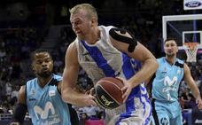 Nueva paliza del Gipuzkoa Basket