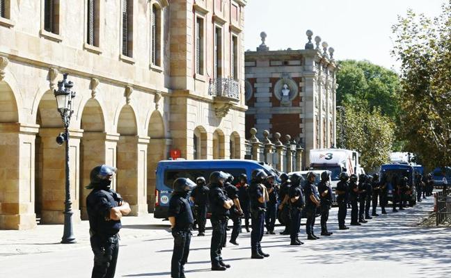 La ANC presionará a Puigdemont con una manifestación frente al Parlament