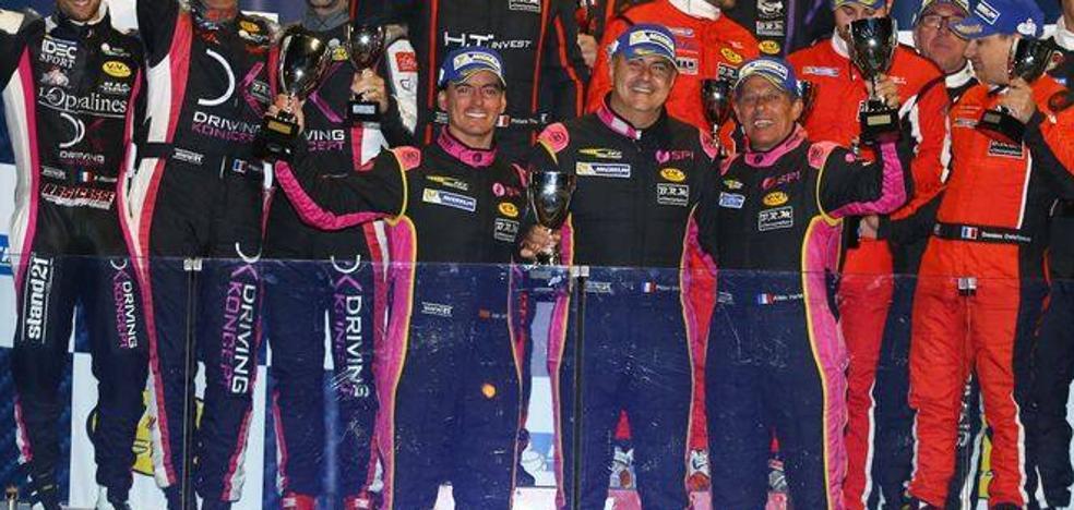 Ander Vilariño logra la victoria en las 6 Horas de Magny Cours