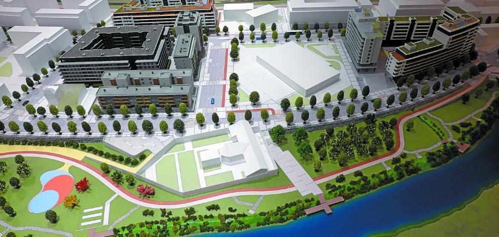 Un concurso de ideas dará forma a la futura plaza de Txomin Enea