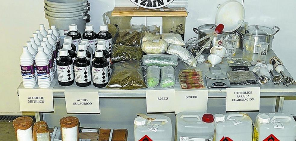 El tolosarra muerto en Álava llevaba dos años en busca y captura por un caso de drogas