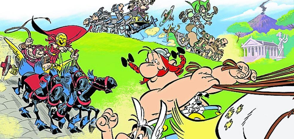 Astérix y los independentistas