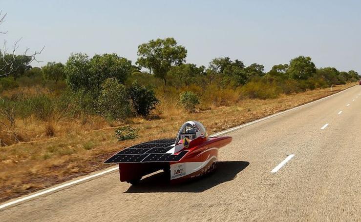 La carrera más ecológica