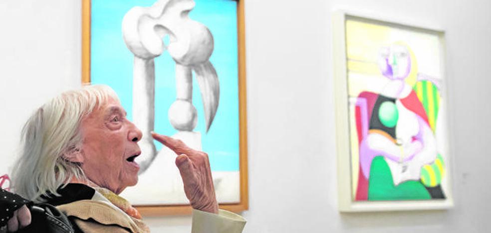 El Picasso más erótico se exhibe en París