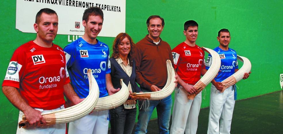 Arranca el viernes la 18 edición del Campeonato de Remonte de Azpeitia
