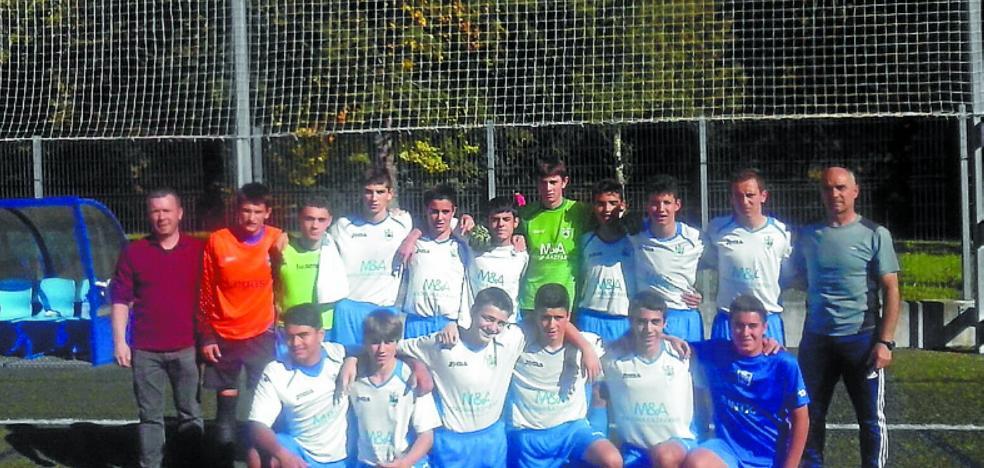 Tres equipos del Ilintxa jugarán mañana en Bikuña