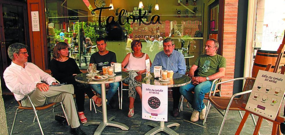 Sorteo de bonos de 100 euros por consumir en euskera