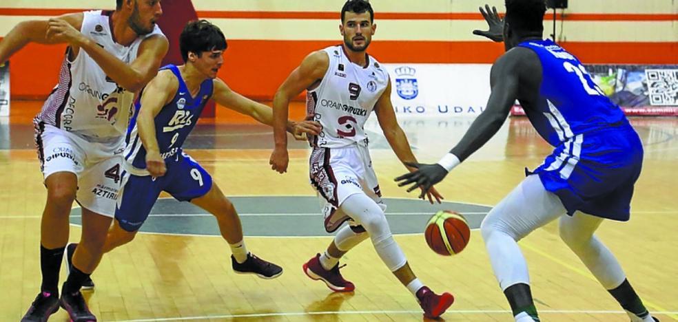 El Iraurgi sufre, pero consigue la victoria contra el Ourense