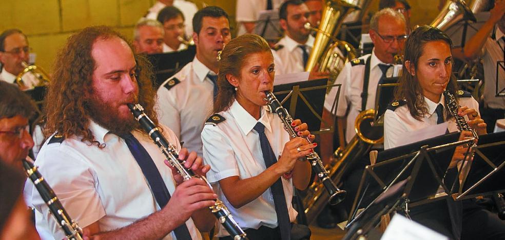 La Banda de Música se acordará mañana de Aragón