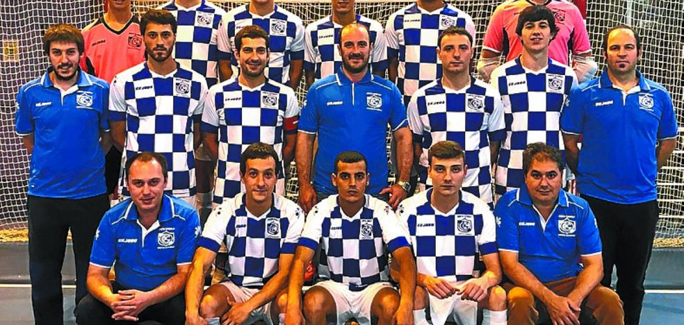 Goierri Futsal consigue mantenerse a la cabeza de la clasificación tras su encuentro con el Kukuiaga