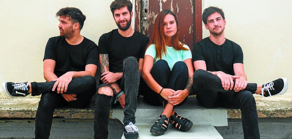 Nerabe, un debut de músicos que cambian de tercio