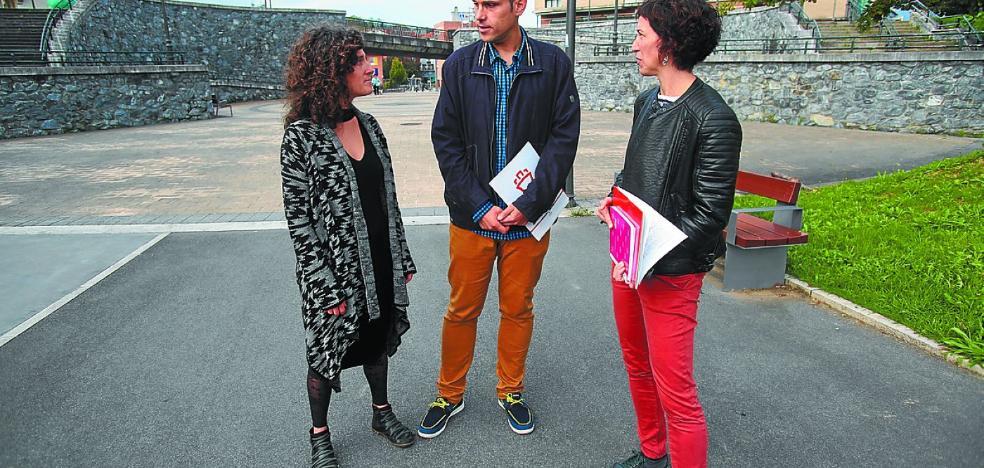 Irun pone en marcha el proyecto participativo 'Ciudad de las mujeres'