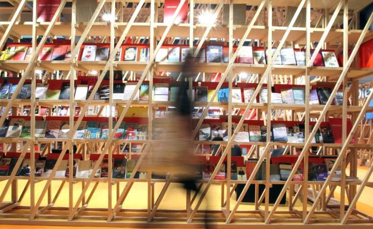 Arranca la feria del libro de Frankfurt