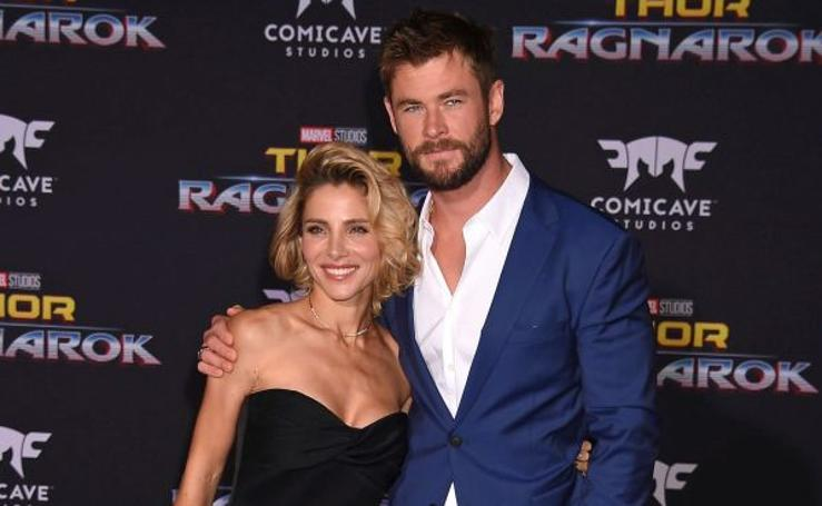 Estreno en Hollywood de 'Thor: Ragnarok'