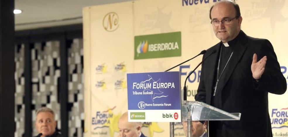 Munilla: «El respeto al marco legal es necesario para la convivencia»