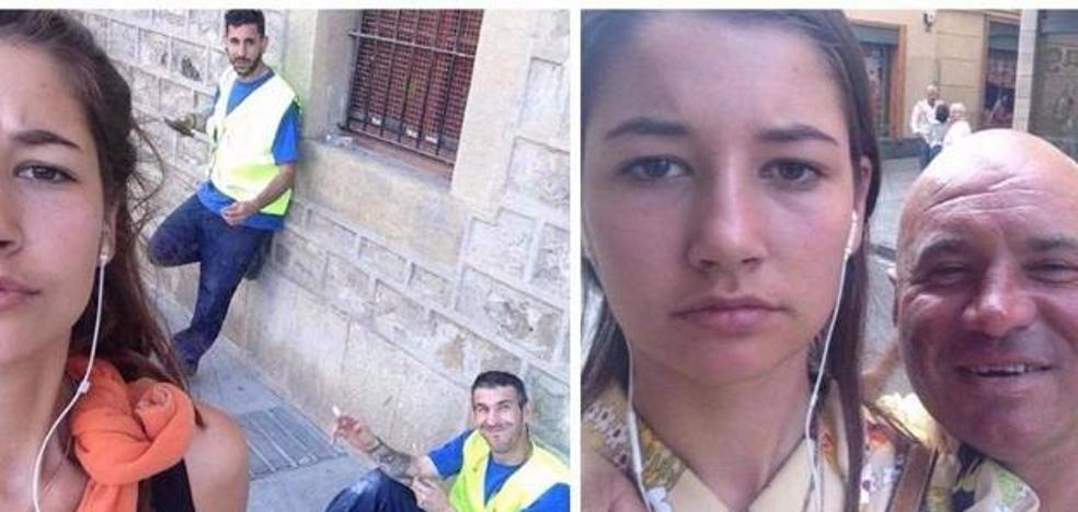 Esta chica sube a Instagram las fotos con los hombres que la acosan por la calle