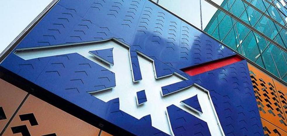 La aseguradora Axa traslada la sede de sus filiales de vida y pensiones de Barcelona a Bilbao