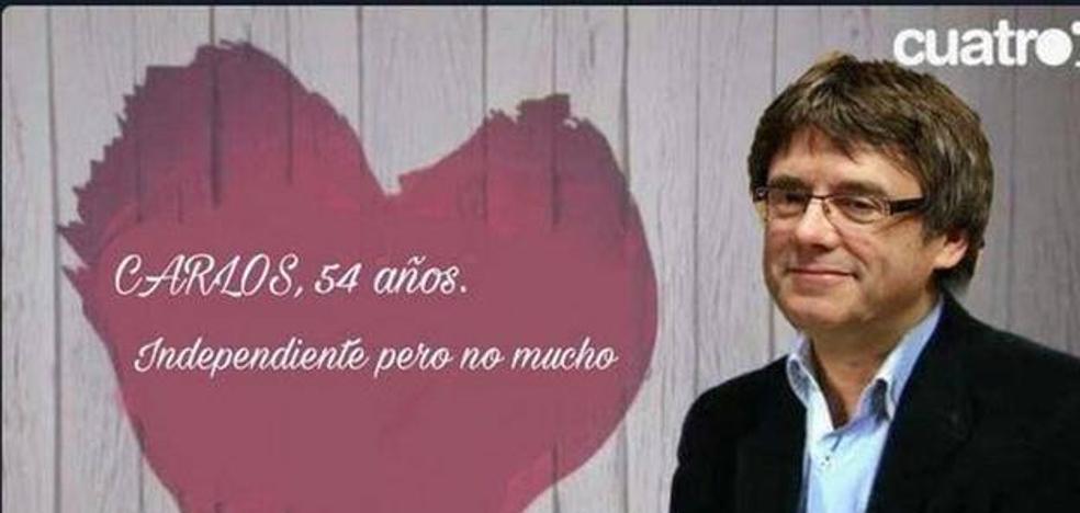 Los memes más originales de la 'sí pero no' independencia de Cataluña