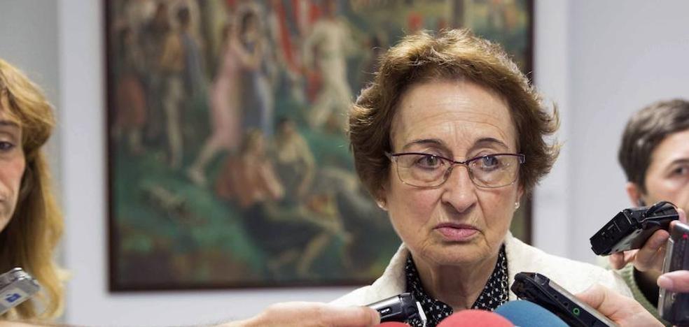 La viuda de un concejal del PP asesinado por ETA pide a los populares que se sumen a la ponencia de memoria