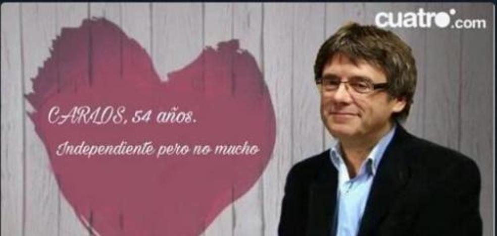 Los memes sobre el proceso secesionista en Cataluña