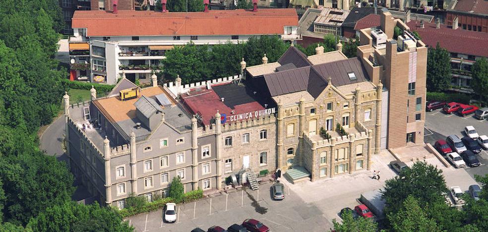 El Banco Sabadell pone en venta el hospital que tiene alquilado a Quirónsalud en San Sebastián
