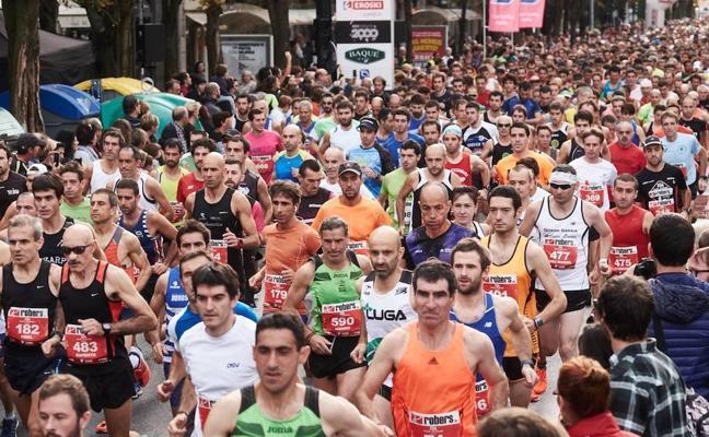 Hassan Oubaddi, Pedro Nimo y Elena Silvestre, entre los atletas que se disputarán el podio de la Clásica 15K de Donostia