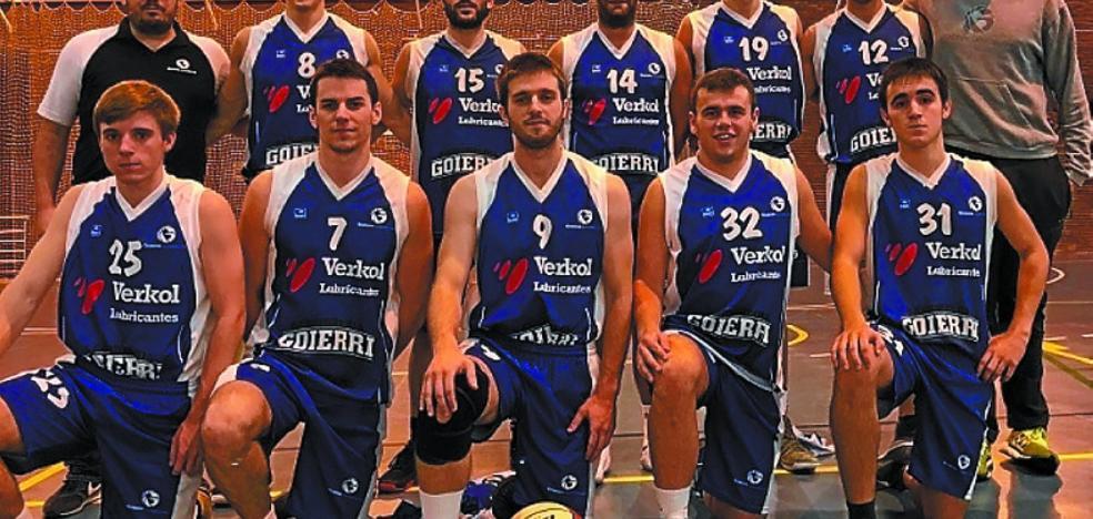 Excelente comienzo de temporada para el primer equipo del basket