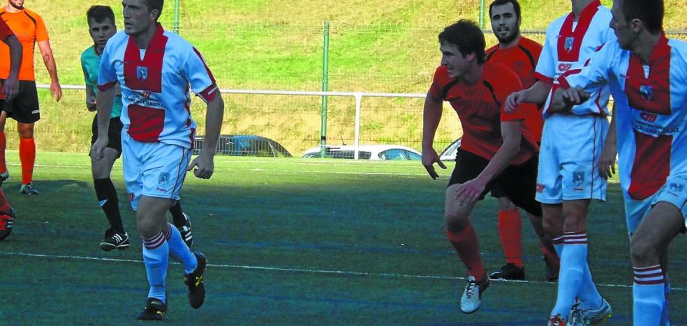 El Doneztebe iguala una desventaja de cuatro goles ante el Lagun Artea
