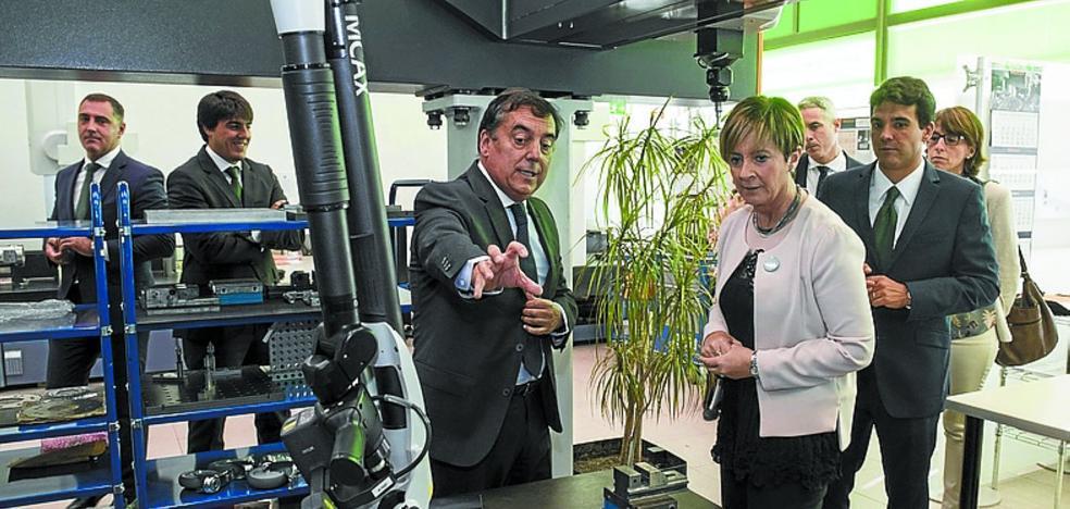 El grupo Unceta invertirá 400.000 euros para nuevos proyectos en Elgoibar