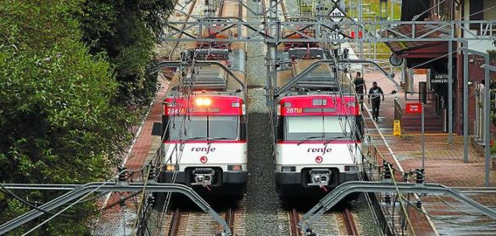 Ezker Anitza-IU pregunta a Rajoy por la falta de maquinistas de tren en Gipuzkoa