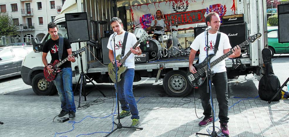 Vuelve el festival 'Ordiziarrock'