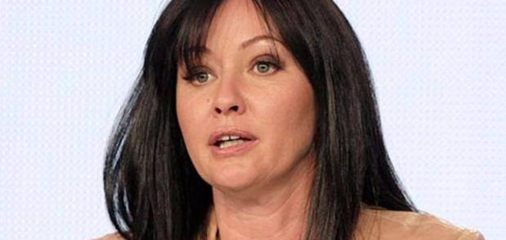La desgarradora foto de Shannen Doherty para concienciar sobre el cáncer de mama