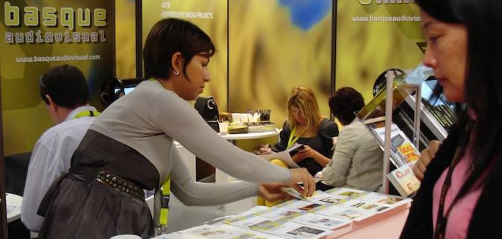 Katalogo zabala darama euskal ikus-entzunezko sektoreak Cannesera