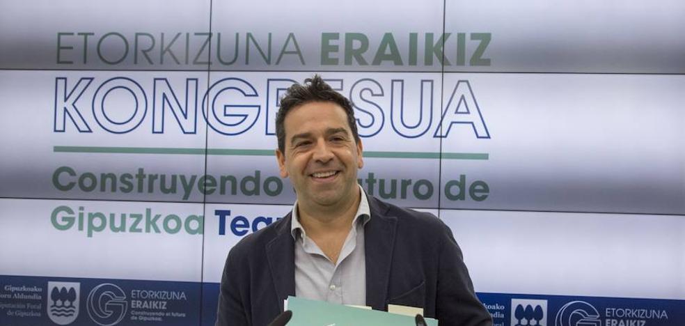 Gipuzkoa dará a conocer su estrategia de futuro en el I Congreso Internacional Etorkizuna Eraikiz