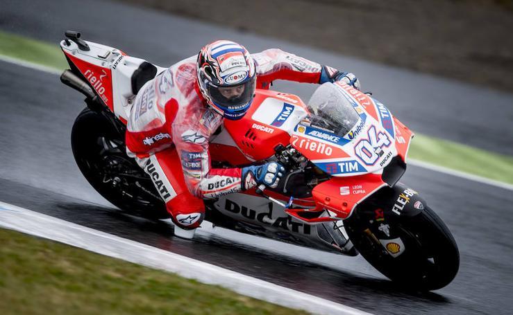 Entrenamientos libres del GP de Japón