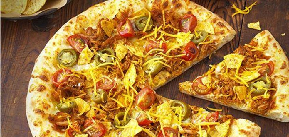 Las 4 pizzas con los sabores más raros