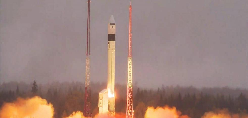 Ya está en órbita la primera misión europea que vigila la calidad del aire