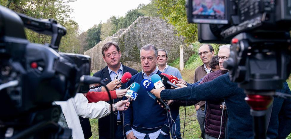 Urkullu afirma que la solución para Cataluña es «conjugar democracia y legalidad»