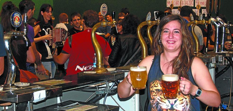 Nueva edición de la Garagardo Festa de la mano de Lurra Dantza Taldea