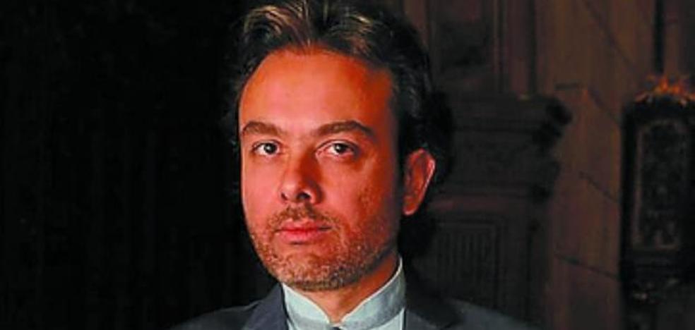 Giampaolo Di Rosa organojole italiarraren kontzertua gaur gauean