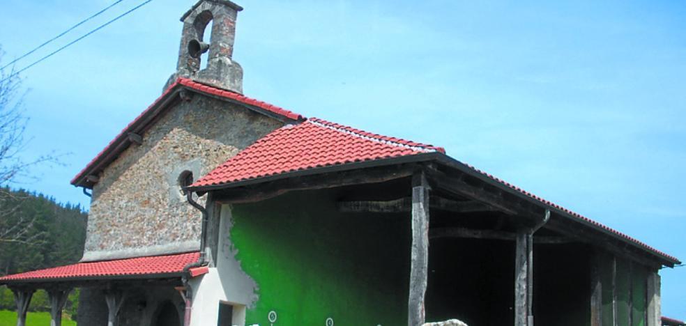 Elosiagako Santa Luzia ermitara eta Añotako sagastietara bisita gidatua, bihar