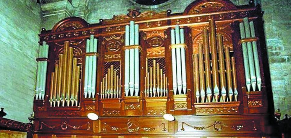 Concierto de órgano del ciclo de instrumentos románticos, hoy, en Santa Marina