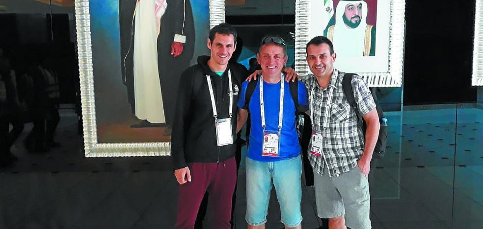 Gipuzkoa, en la las olimpiadas de la FP