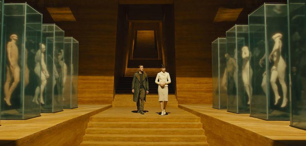 'Blade Runner' berriko flamenko dantzaria